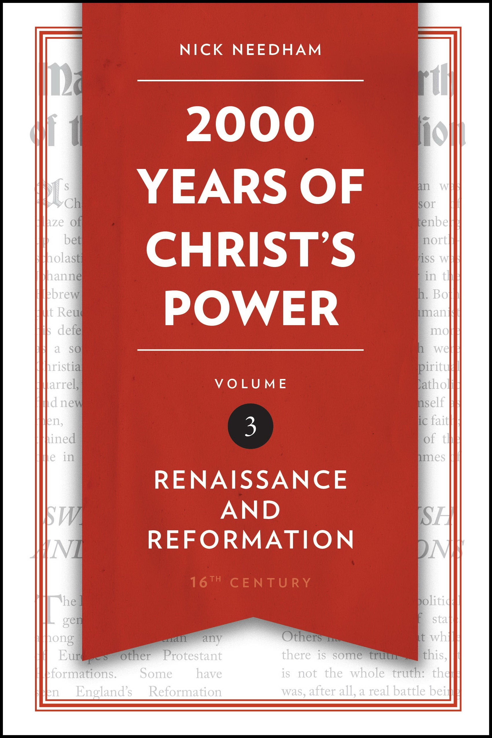 2 000 Years Of Christ's Power (Volume 3)
