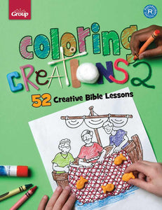 Coloring Creations 2