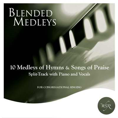 Audio CD-Blended Medleys-Hymn & Praise Songs