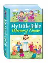 Game-My Little Bible Memory Card Game
