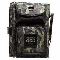 Bible Cover-Three Fold Organizer-Armor Of God-Large-Camo