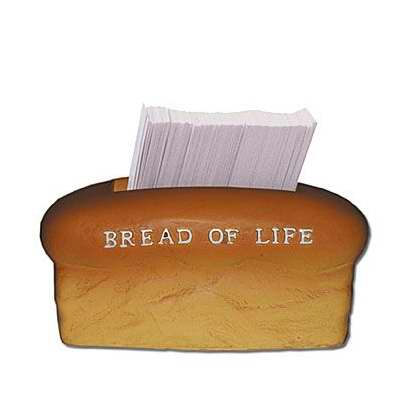 Promise Box-Bread Of Life