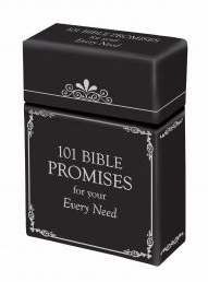 Box Of Blessings-101 Bible Promises For Your Every Need