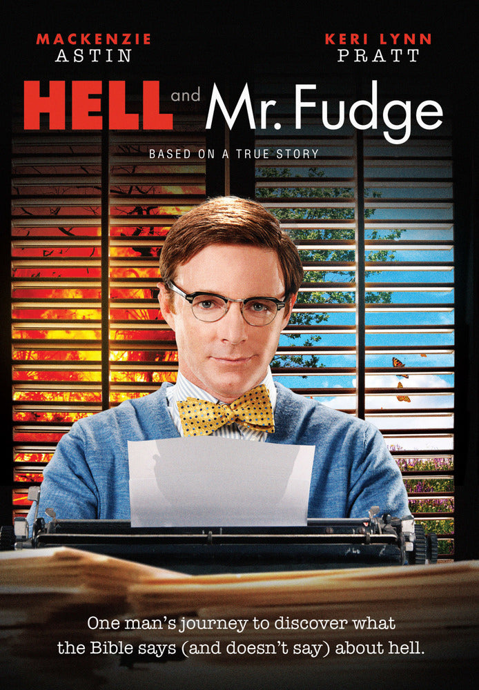 DVD-Hell And Mr Fudge