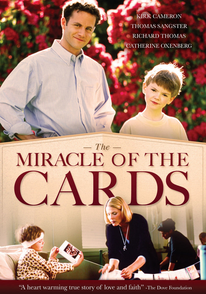 DVD-Miracle Of The Cards
