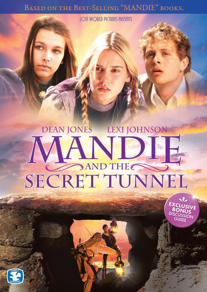 DVD-Mandie And The Secret Tunnel