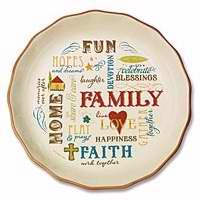 Pie Plate-Family