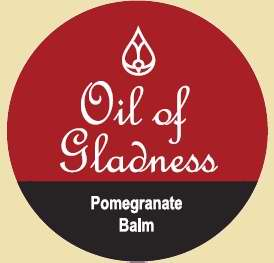 Anointing Oil-Solid Balm-Pomegranate