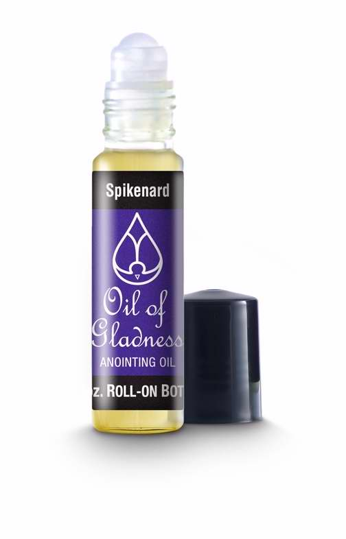 Anointing Oil-Spikenard Roll On-1-3oz
