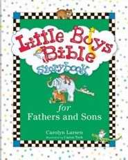 Little Boys Bible Story Book For Fathers And Sons