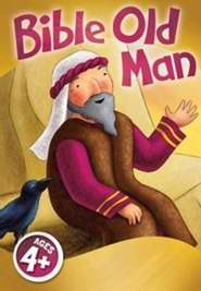 Game-Bible Old Man (Old Maid) Jumbo Card Game