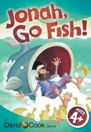 Game-Jonah  Go Fish! Jumbo Card Game