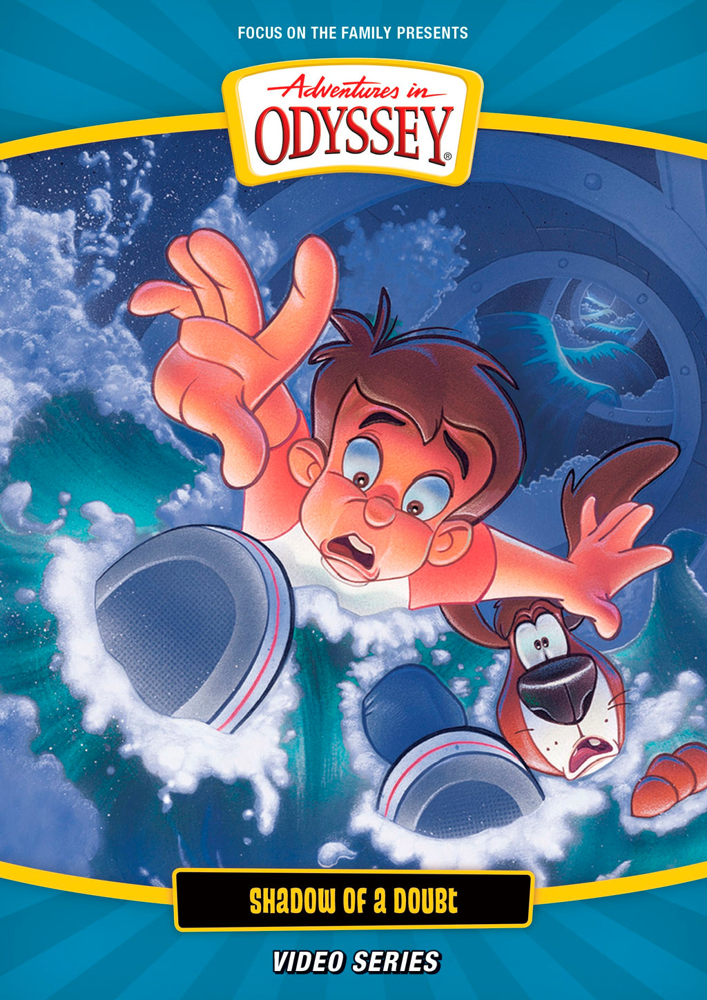 DVD-Adventures In Odyssey V04: Shadow Of A Doubt (Repack)
