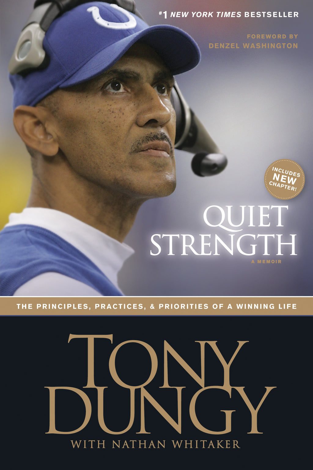 Quiet Strength-Softcover