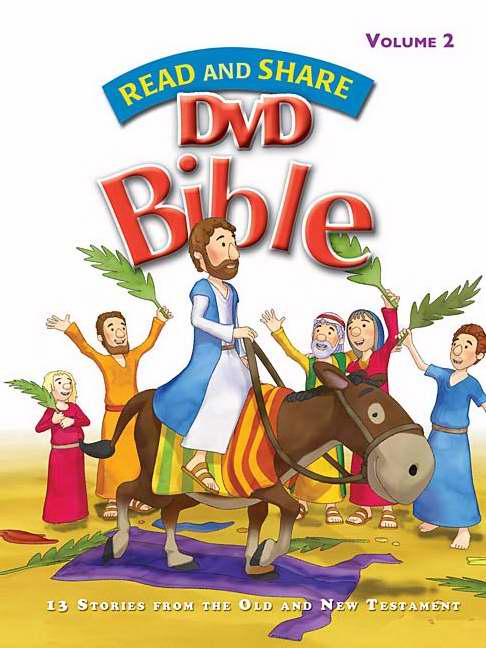 DVD-Read And Share Bible V2