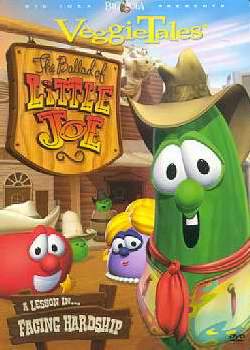 DVD-Veggie Tales: Ballad Of Little Joe