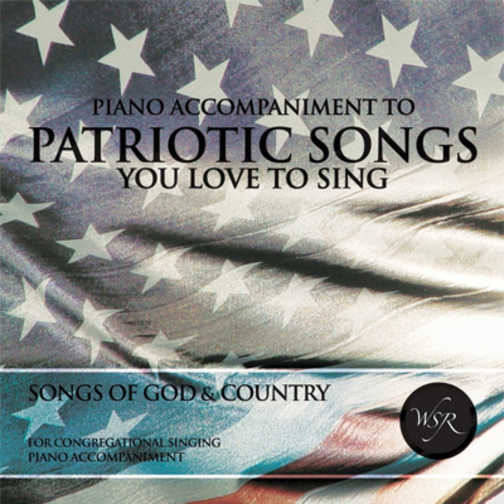 Audio CD-20 Patriotic Songs You Love To Sing-Piano
