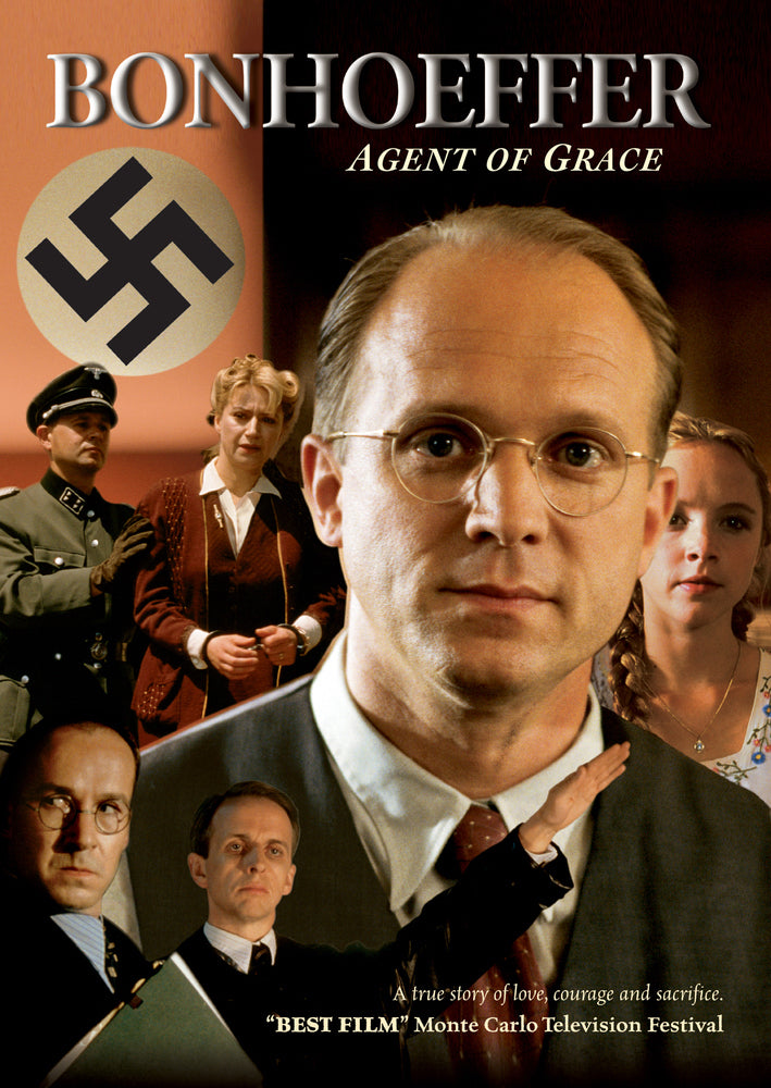 DVD-Bonhoeffer: Agent Of Grace