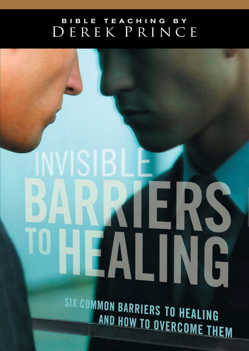 DVD-Invisible Barriers To Healing (1 DVD)