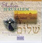Audio CD-Shalom Jerusalem