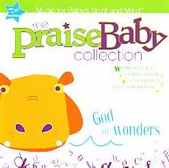 Audio CD-God Of Wonders (Praise Baby Collection V2)