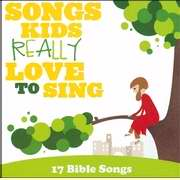 Audio CD-Songs Kids Really Love To Sing-17 Bible Songs
