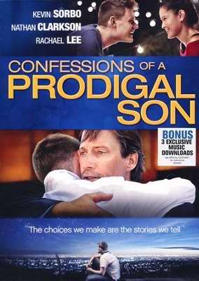 DVD-Confessions Of A Prodigal Son