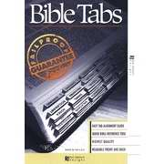 Bible Tab-Symbol Old & New Testament-Gold-Burgundy