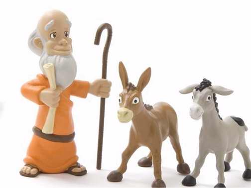 Toy-Figurine-Tales Of Glory: Noah's Ark