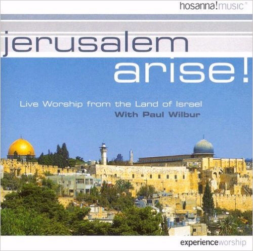 Audio CD-Jerusalem Arise! W-Paul Wilbur