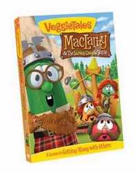 DVD-Veggie Tales: MacLarry And The Stinky Cheese Battle