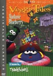 DVD-Veggie Tales: Madame Blueberry