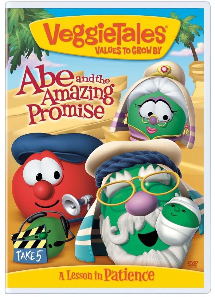 DVD-Veggie Tales: Abe And The Amazing Promise
