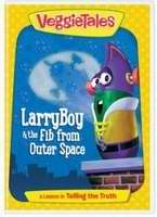 DVD-Veggie Tales: Larry Boy And The Fib From Outer Space (Summer Sale)