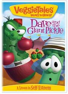 DVD-Veggie Tales: Dave & The Giant Pickle