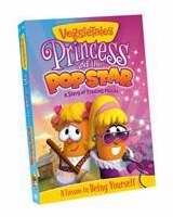 DVD-Veggie Tales: The Princess And The Pop Star