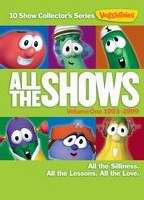 DVD-Veggie Tales: All The Shows V1 (1993-1999) (10 DVD) (Repack)