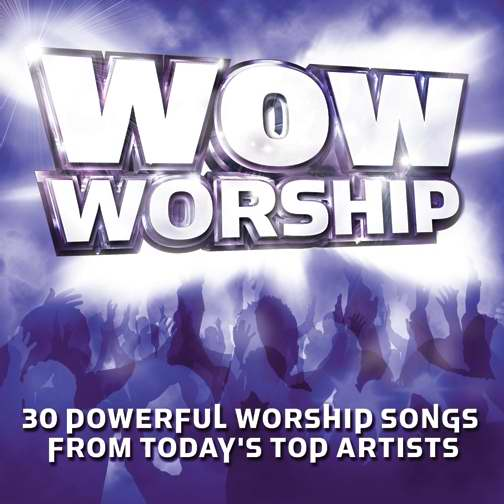 Audio CD-Wow Worship Purple (2 CD)