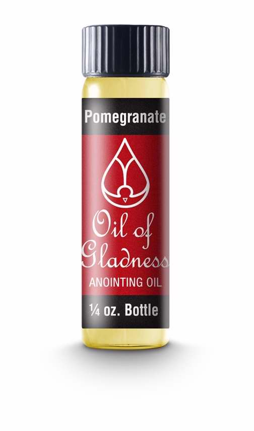 Anointing Oil-Pomegranate-1-4oz