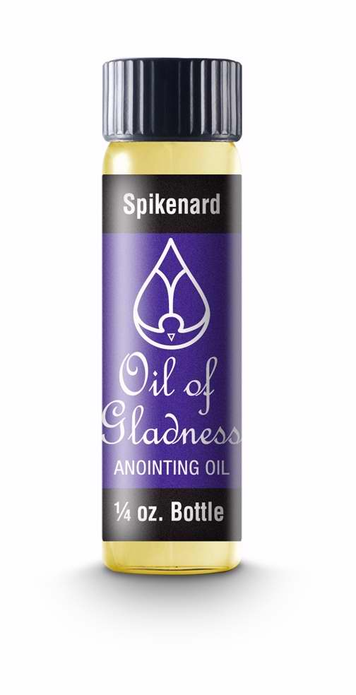 Anointing Oil-Spikenard-1-4oz