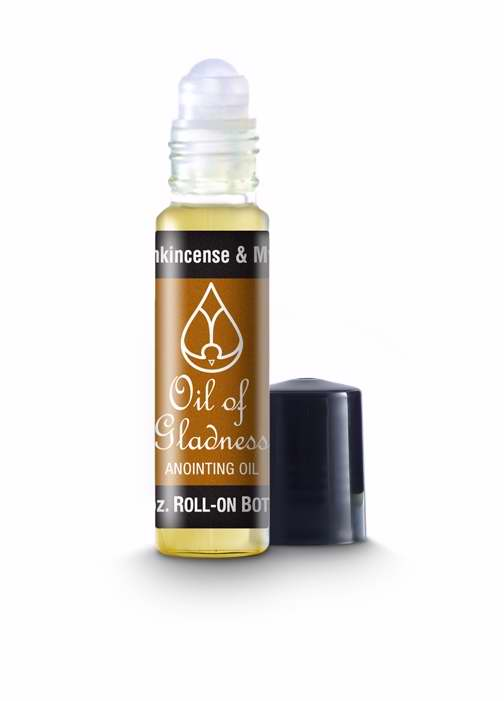 Anointing Oil-Frankincense & Myrrh Roll On-1-3oz