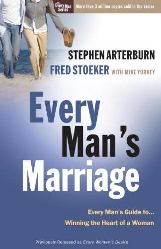 Every Man's Marriage w-Study Guide (Updated)