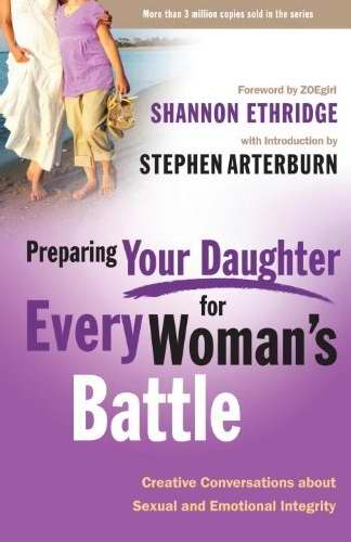 Preparing Your Daughter For Every Womans Battle-Study Guide