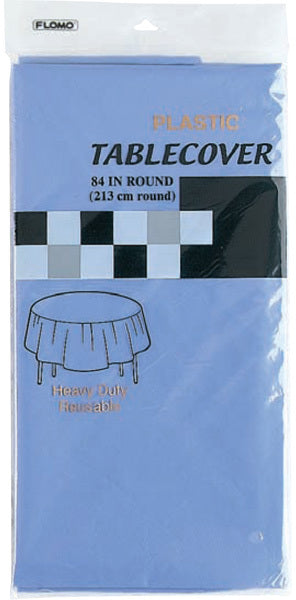 LAVENDER ROUND TABLE COVER - CASE OF 36