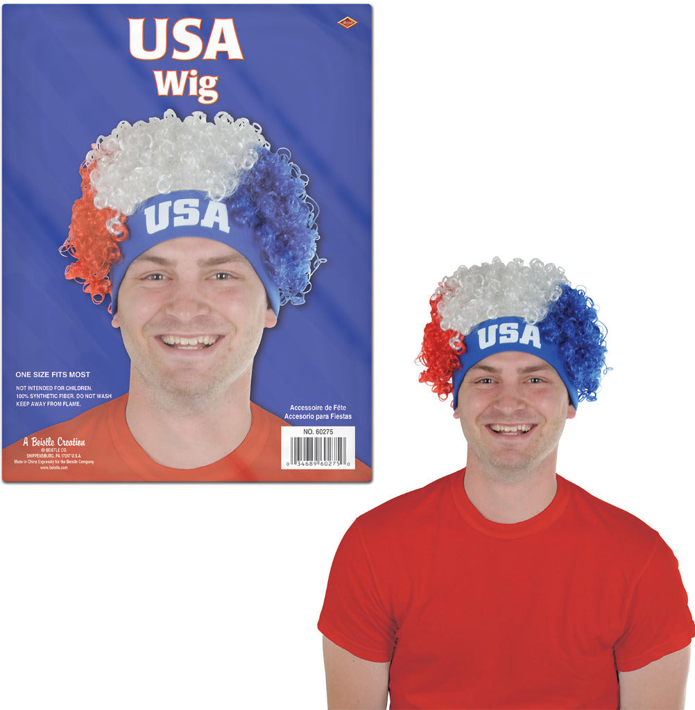 USA Wig - CASE OF 12