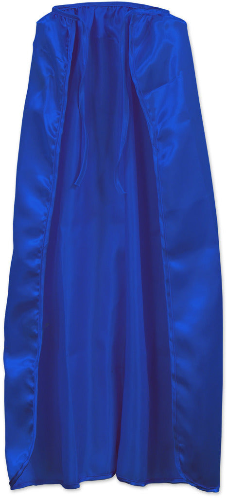 Fabric Cape - Blue - CASE OF 12