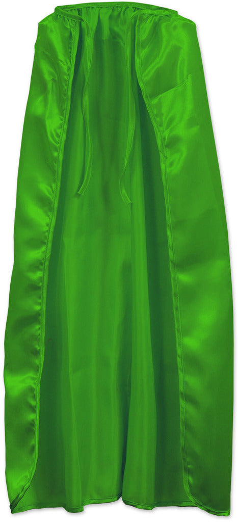 Fabric Cape - Green - CASE OF 12