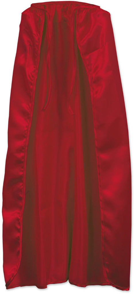 Fabric Cape - Red - CASE OF 12