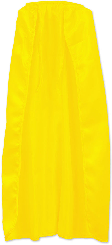 Fabric Cape - Yellow - CASE OF 12