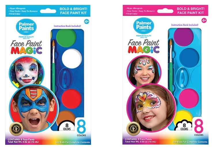 Face Paint - CASE OF 6